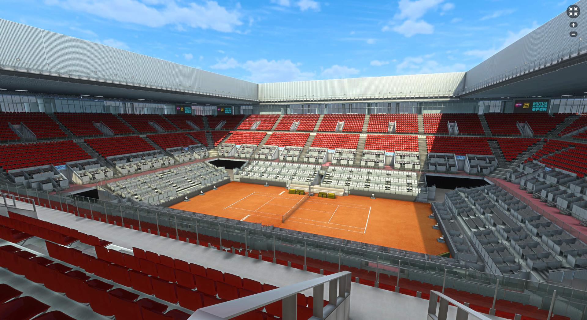 Mutua Madrid Open 2016